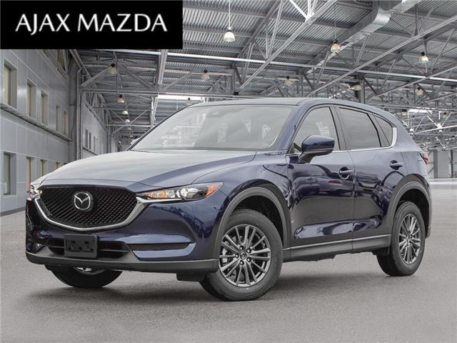 2021 Mazda CX-5 GS (Stk: 21-1373) in Ajax - Image 1 of 23