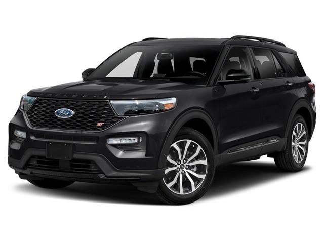 2021 Ford Explorer ST (Stk: EX21-25795) in Burlington - Image 1 of 9