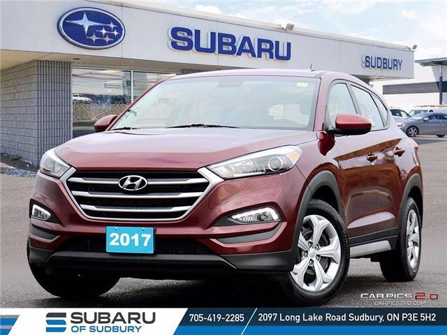 2017 Hyundai Tucson Base (Stk: S21027A) in Sudbury - Image 1 of 25