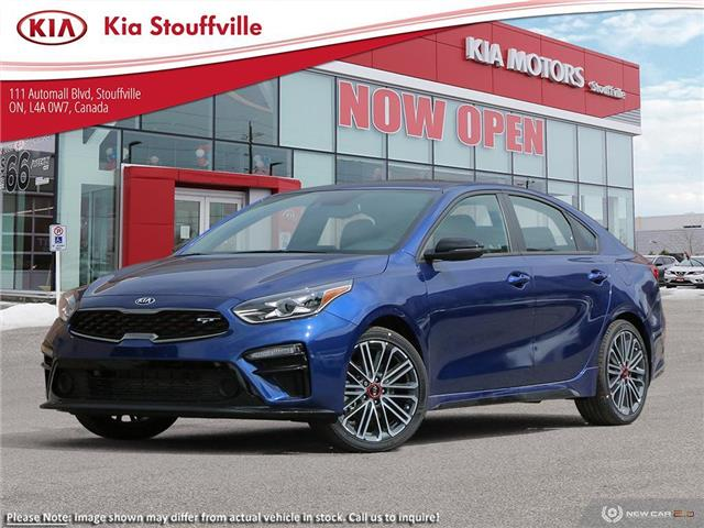 2021 Kia Forte GT (Stk: 21257) in Stouffville - Image 1 of 23