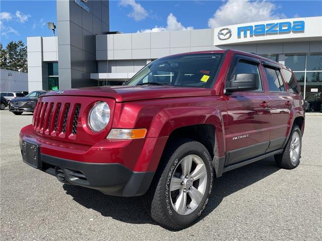 2011 Jeep Patriot North (Stk: 127049J) in Surrey - Image 1 of 15