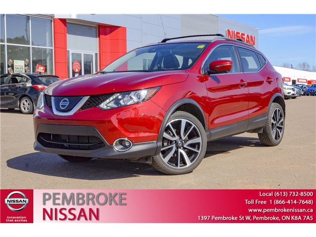 2019 Nissan Qashqai SL (Stk: 20071A) in Pembroke - Image 1 of 30
