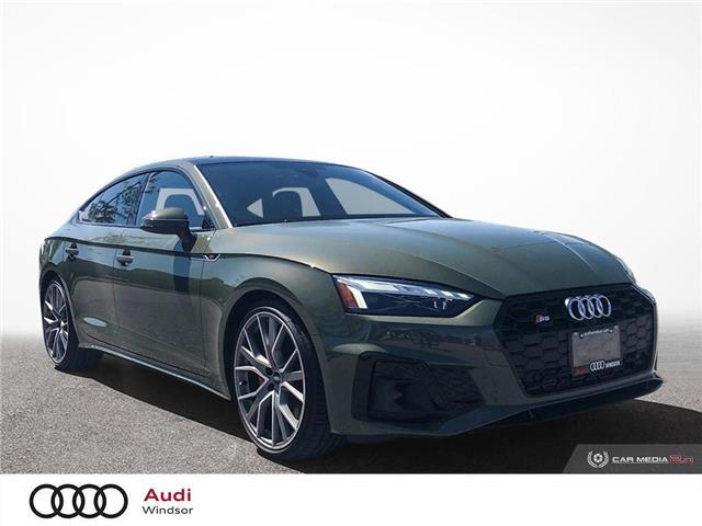 2020 Audi S5 3.0T Technik (Stk: 9965) in Windsor - Image 1 of 30