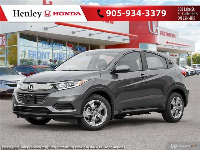 2021 Honda HR-V LX (Stk: H19555) in St. Catharines - Image 1 of 23