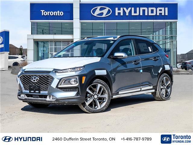 2020 Hyundai Kona 1.6T Ultimate (Stk: N21973) in Toronto - Image 1 of 30