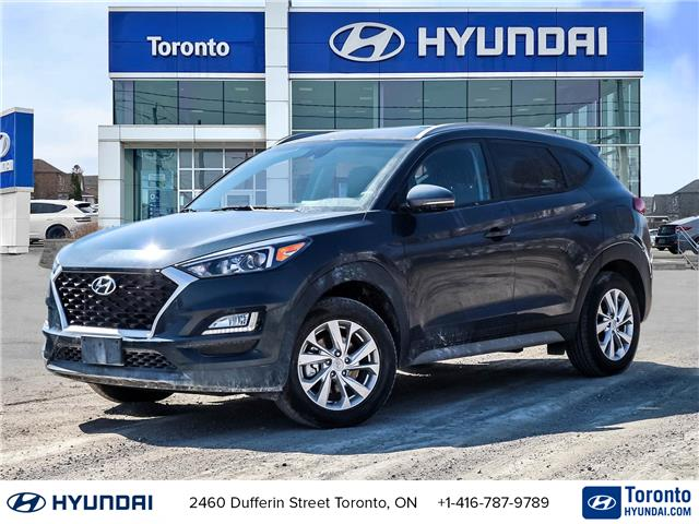 2021 Hyundai Tucson Preferred (Stk: N22637) in Toronto - Image 1 of 30