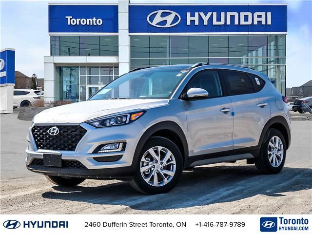 2021 Hyundai Tucson Preferred w/Sun & Leather Package (Stk: N22727) in Toronto - Image 1 of 30