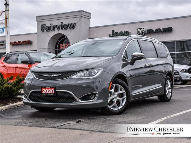 2020 Chrysler Pacifica Limited (Stk: U18474) in Burlington - Image 1 of 29