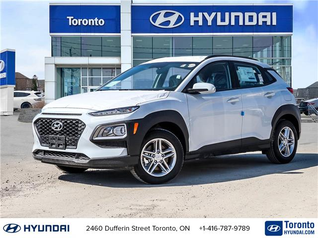 2021 Hyundai Kona 2.0L Essential (Stk: N22800) in Toronto - Image 1 of 30