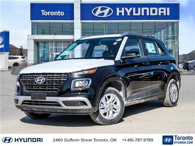 2021 Hyundai Venue Preferred (Stk: N22919) in Toronto - Image 1 of 29