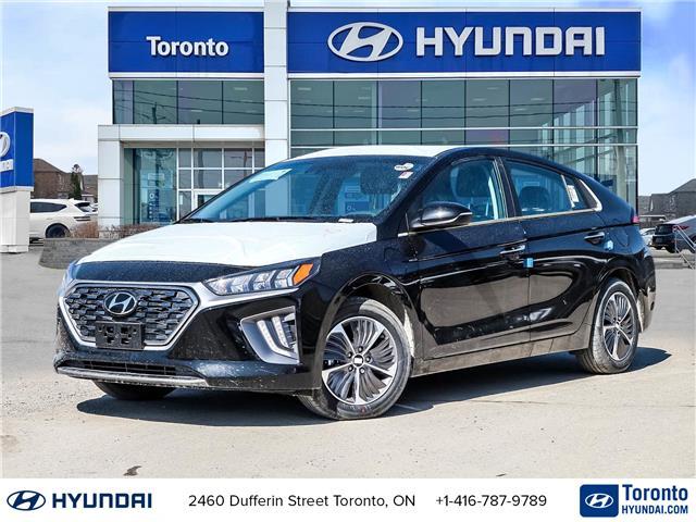 2021 Hyundai Ioniq Plug-In Hybrid Preferred (Stk: N22995) in Toronto - Image 1 of 30