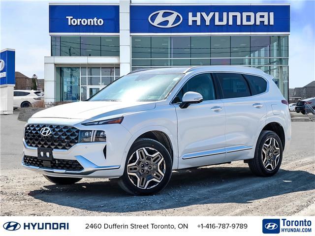 2021 Hyundai Santa Fe Ultimate Calligraphy (Stk: N23006) in Toronto - Image 1 of 30