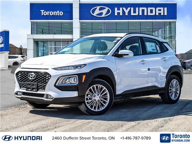2021 Hyundai Kona 2.0L Preferred (Stk: N23017) in Toronto - Image 1 of 30