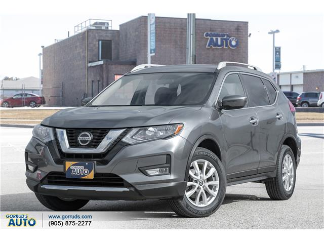 2018 Nissan Rogue SV (Stk: 764697) in Milton - Image 1 of 19