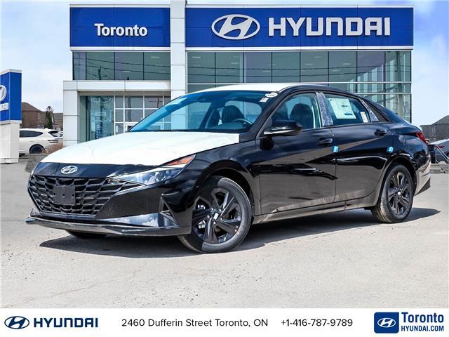 2021 Hyundai Elantra HEV Preferred (Stk: N23037) in Toronto - Image 1 of 30