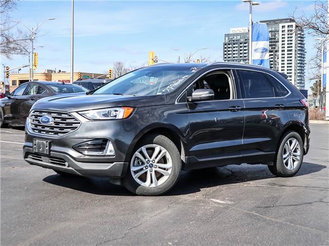 2020 Ford Edge SEL (Stk: 20-78127-B) in Burlington - Image 1 of 4