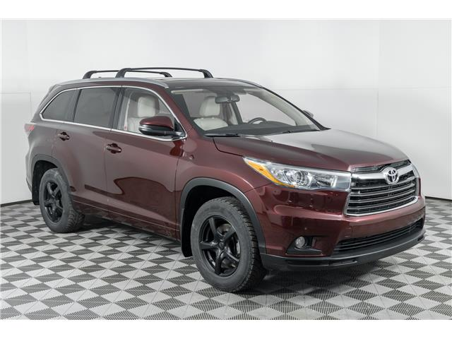2016 Toyota Highlander Limited (Stk: X0053A) in London - Image 1 of 29
