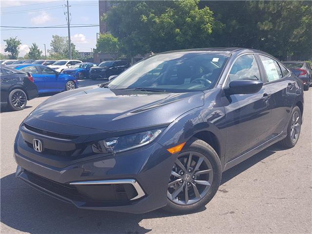 2021 Honda Civic EX (Stk: 21-0214) in Ottawa - Image 1 of 24