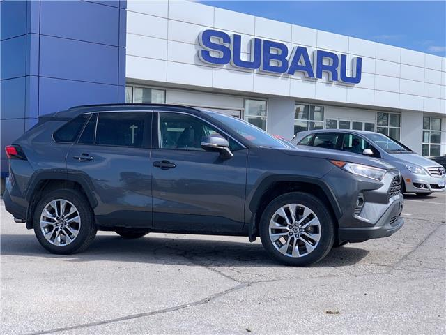 2019 Toyota RAV4 XLE (Stk: S20210A) in Newmarket - Image 1 of 13