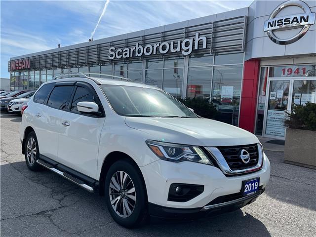 2019 Nissan Pathfinder SL Premium (Stk: L20039A) in Scarborough - Image 1 of 8