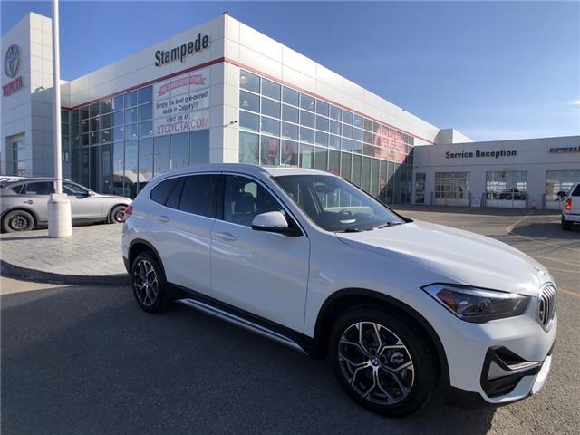 2021 BMW X1 xDrive28i (Stk: 9380A) in Calgary - Image 1 of 23