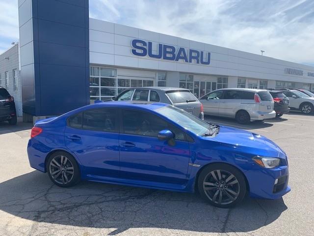 2017 Subaru WRX Sport-tech (Stk: P964) in Newmarket - Image 1 of 11