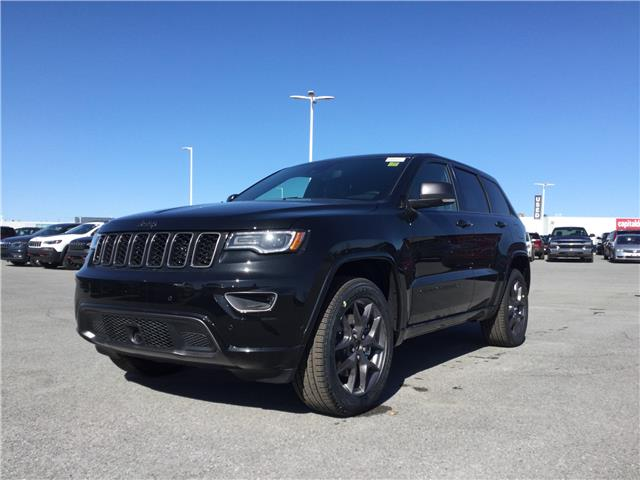 2021 Jeep Grand Cherokee Limited (Stk: M00348) in Kanata - Image 1 of 26
