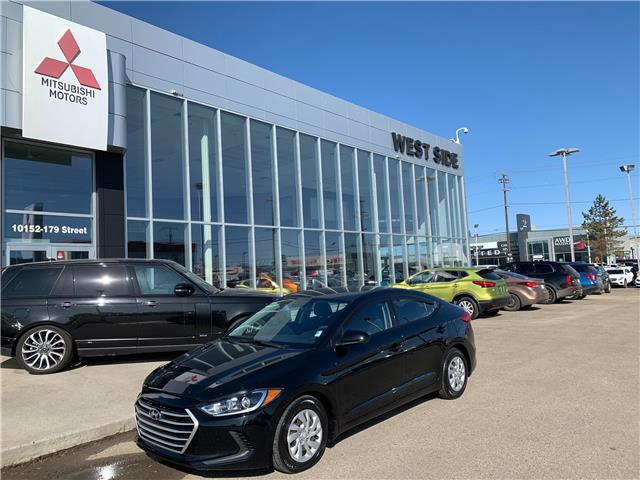 2017 Hyundai Elantra SE (Stk: BM4075) in Edmonton - Image 1 of 19