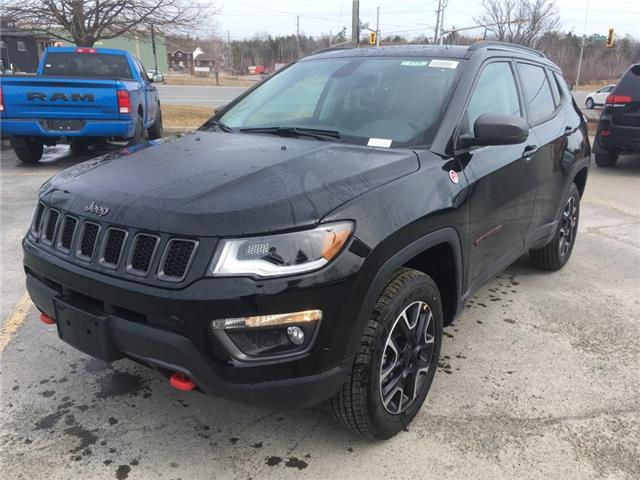 2021 Jeep Compass Trailhawk (Stk: 6726) in Sudbury - Image 1 of 15