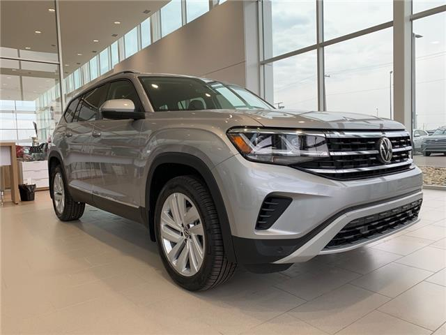 2021 Volkswagen Atlas 3.6 FSI Highline (Stk: 71105) in Saskatoon - Image 1 of 21