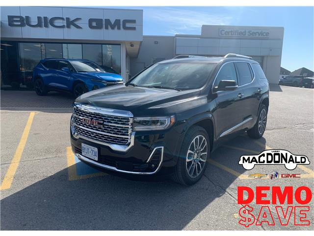 2021 GMC Acadia Denali (Stk: 47887) in Strathroy - Image 1 of 10