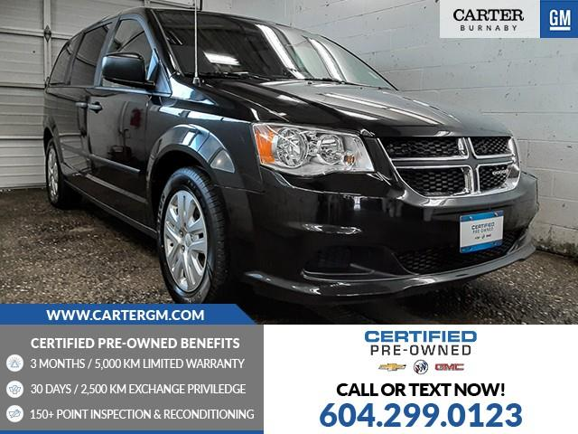 2016 Dodge Grand Caravan SE/SXT (Stk: P9-63830) in Burnaby - Image 1 of 23