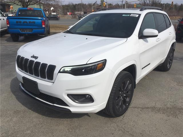 2021 Jeep Cherokee Limited (Stk: 6703) in Sudbury - Image 1 of 18
