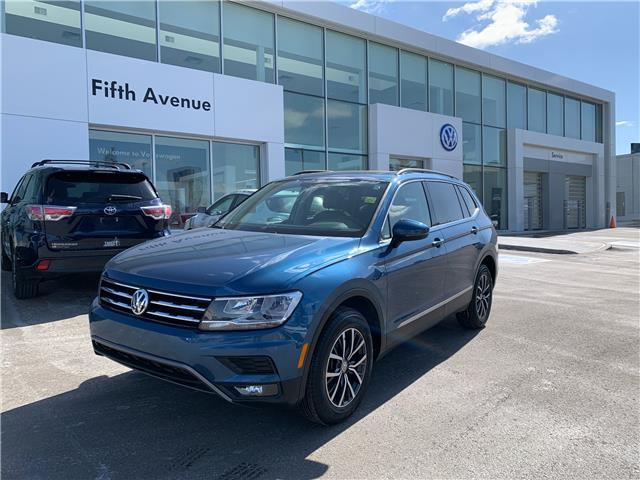 2018 Volkswagen Tiguan Comfortline (Stk: 3655) in Calgary - Image 1 of 29