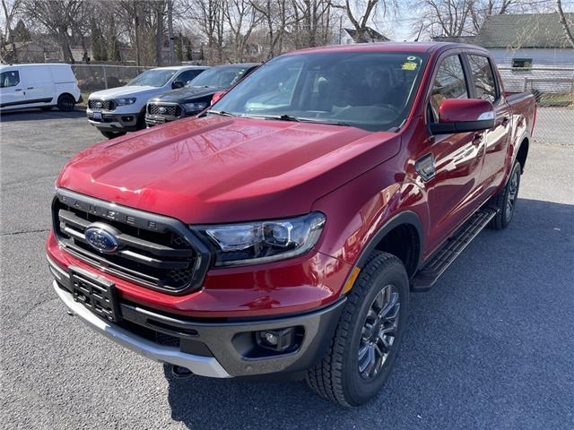 2021 Ford Ranger Lariat (Stk: 21114) in Cornwall - Image 1 of 13