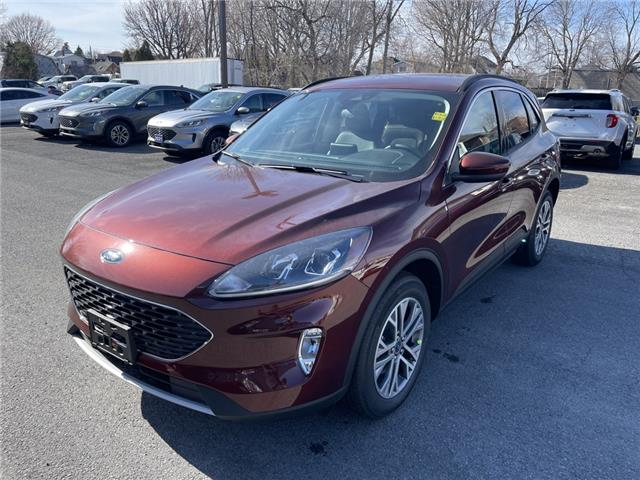 2021 Ford Escape SEL (Stk: 21099) in Cornwall - Image 1 of 14