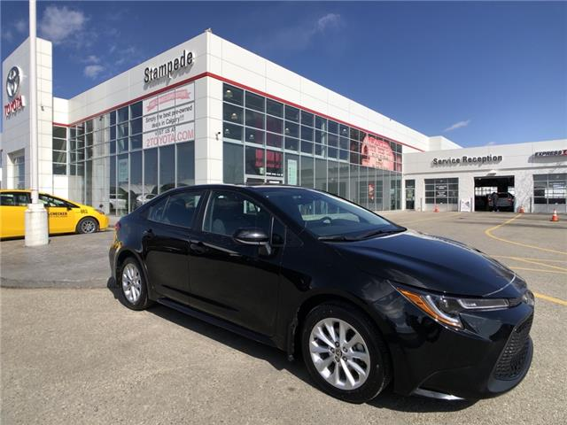 2020 Toyota Corolla LE (Stk: 9388A) in Calgary - Image 1 of 23