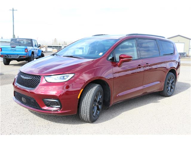 2021 Chrysler Pacifica Touring L Plus (Stk: MT040) in Rocky Mountain House - Image 1 of 30