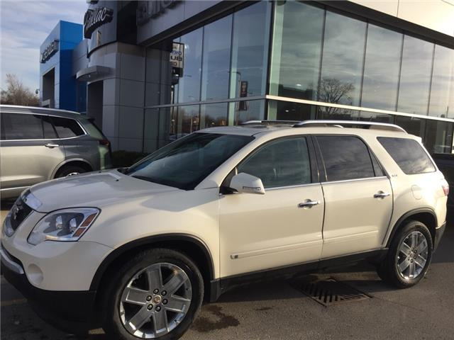 Used 2010 GMC Acadia SLT SLT|AWD|SOLD AS IS / AS TRADED - London - Finch Chevrolet