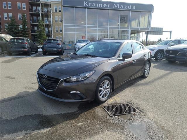 2015 Mazda Mazda3 GS (Stk: N5584A) in Calgary - Image 1 of 21