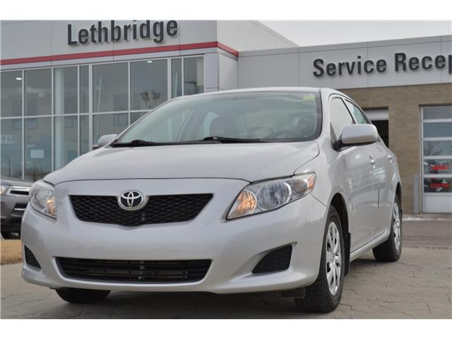 2010 Toyota Corolla CE (Stk: XC7908A) in Lethbridge - Image 1 of 23
