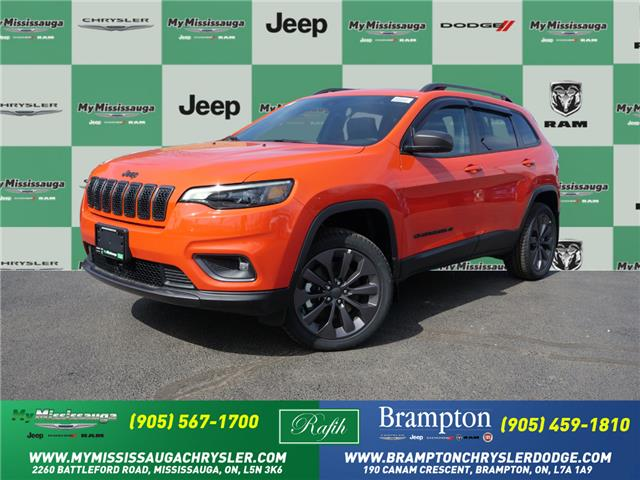 2021 Jeep Cherokee North (Stk: 21162) in Mississauga - Image 1 of 6