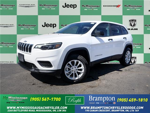 2021 Jeep Cherokee Sport (Stk: 21024) in Mississauga - Image 1 of 6