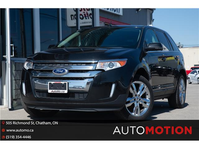 2013 Ford Edge Limited (Stk: 21400) in Chatham - Image 1 of 26