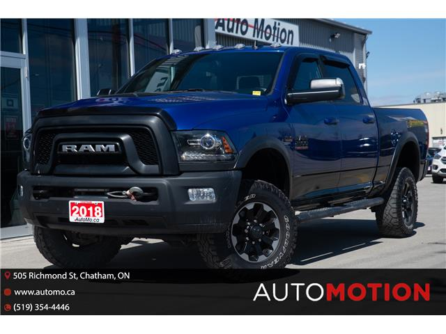 2018 RAM 2500 Power Wagon (Stk: 21360) in Chatham - Image 1 of 27