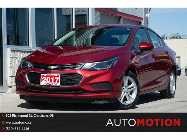 2017 Chevrolet Cruze LT Auto (Stk: 21463) in Chatham - Image 1 of 24