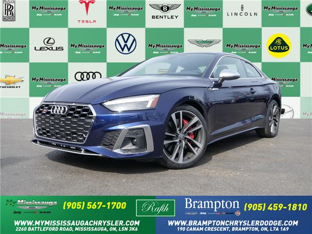 2020 Audi S5 3.0T Technik (Stk: 1402) in Mississauga - Image 1 of 30