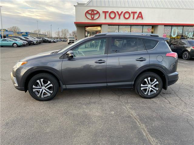 2017 Toyota RAV4  (Stk: 2103011) in Cambridge - Image 1 of 16