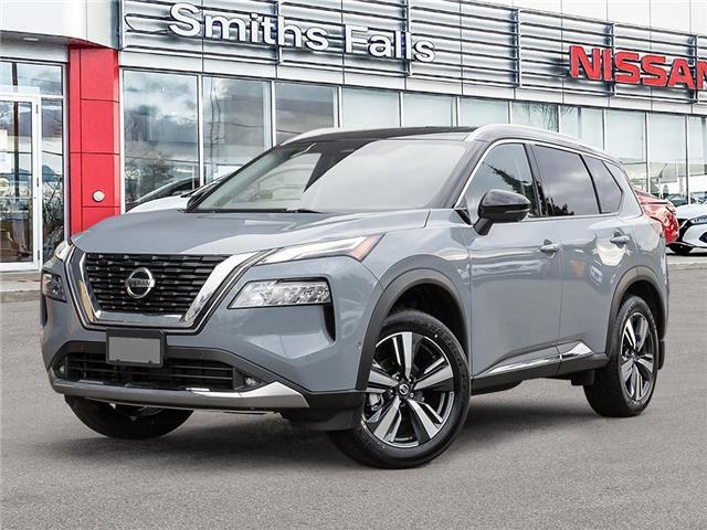 2021 Nissan Rogue Platinum (Stk: 21-106) in Smiths Falls - Image 1 of 23