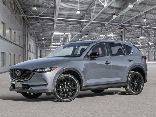 2021 Mazda CX-5 Kuro Edition (Stk: 21686) in Toronto - Image 1 of 23